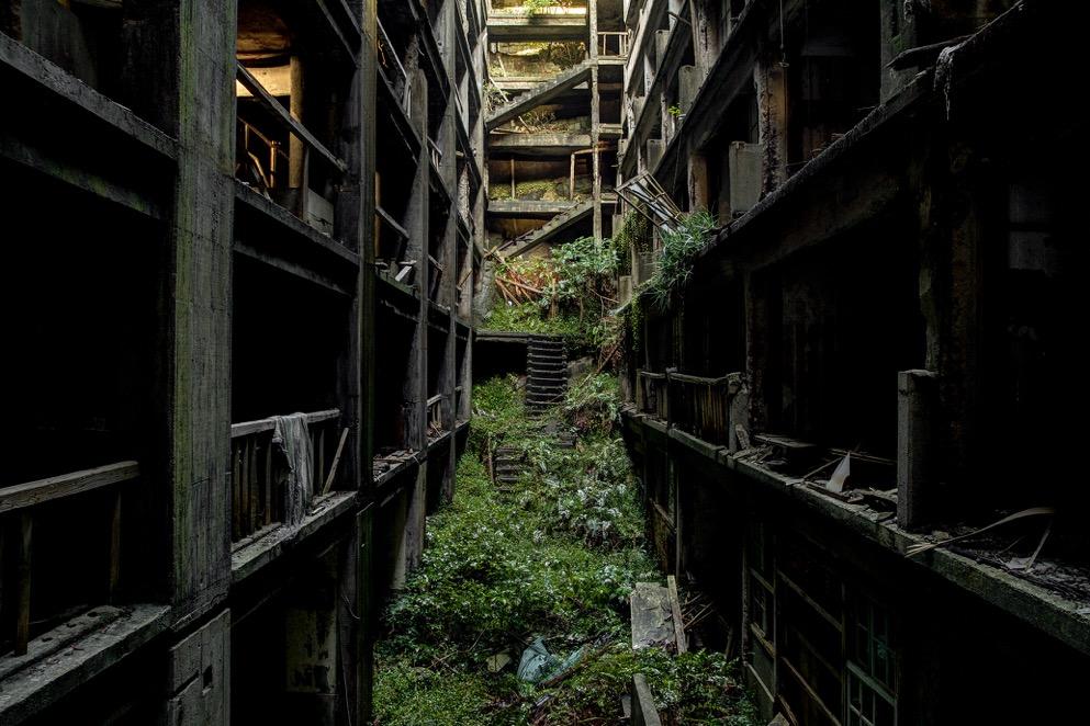 Haikyo: The Modern Ruins of Japan