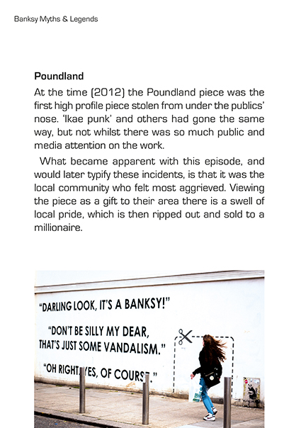 Banksy: Myths & Legends Vol 2