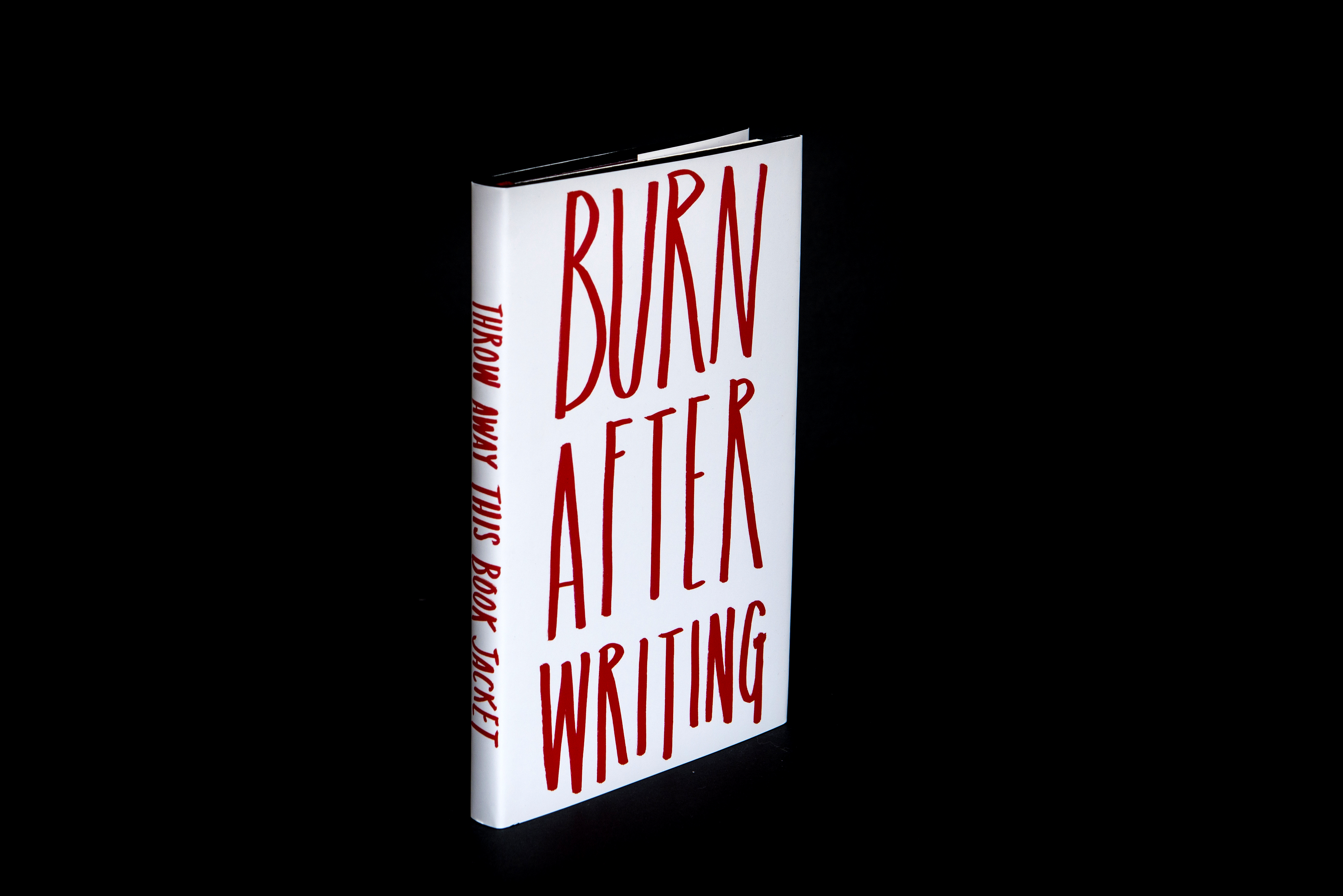Burn After Writing (New Edition)