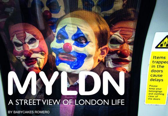 MYLDN: A Street View of London Life