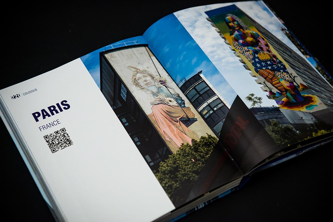Colossus: Street Art Europe
